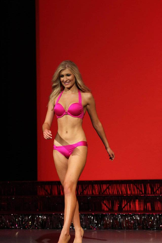 pageant body